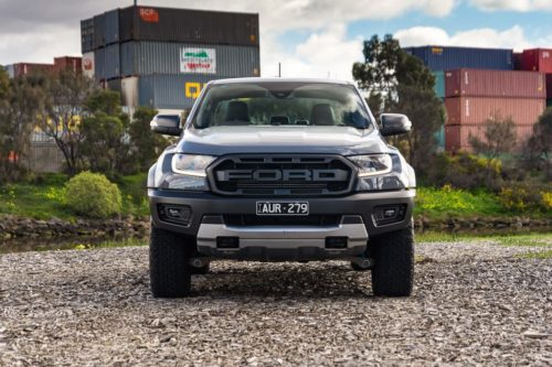 Ford Ranger Raptor V8 coming
