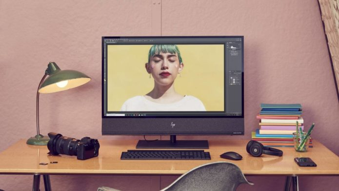 HP ENVY 32 AIO, Advanced Docking Monitors promise freedom even on desks