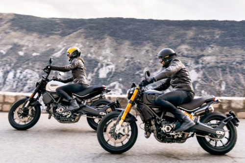 2020 DUCATI SCRAMBLER 1100 PRO AND SPORT PRO FIRST LOOK (7 FAST FACTS)