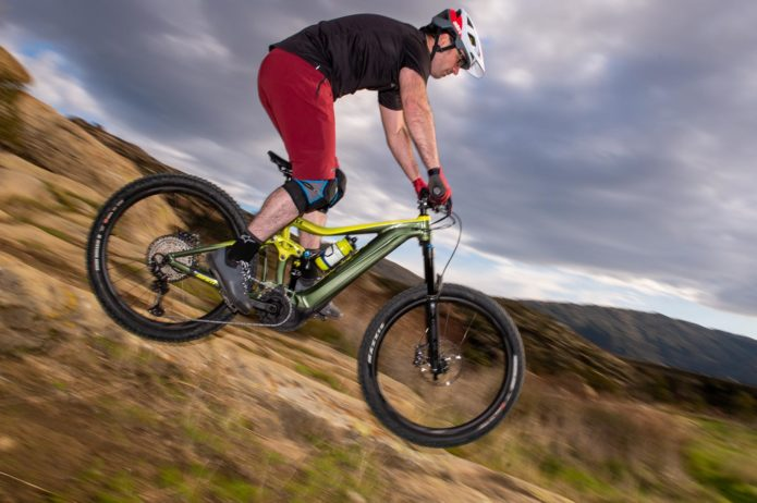 2020 GIANT TRANCE E+ 1 PRO REVIEW: EMTB FOR MOTORCYCLE RIDERS