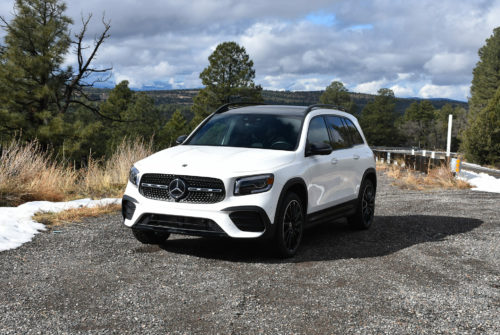 2020 Mercedes GLB-Class First Drive: A Compact Crossover With Big Aspirations