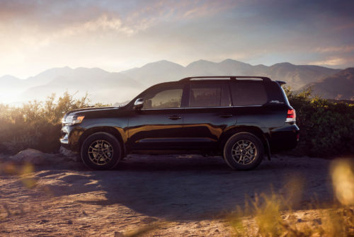 The Next Toyota Land Cruiser May Lose the V8 and Go Hybrid