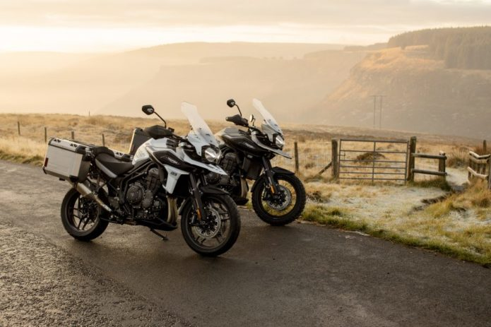 2020 Triumph Tiger 1200 Alpine Edition And Desert Edition Announced