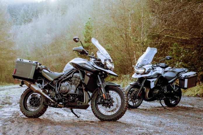 2020 TRIUMPH TIGER 1200 SPECIAL EDITIONS FIRST LOOK (5 FAST FACTS)