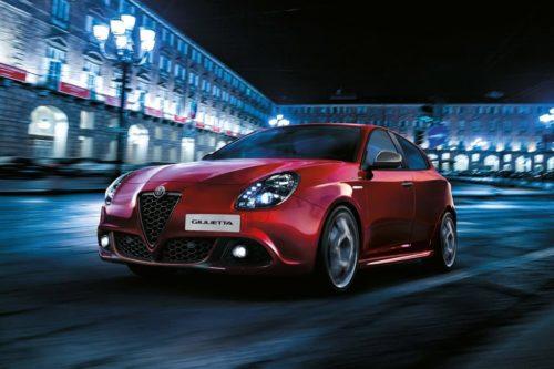 Alfa Romeo Giulietta upgraded