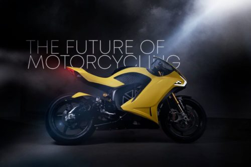 DAMON HYPERSPORT E-MOTORCYCLE UNVEILED: 200 MPH; 200-MILE RANGE