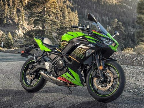 2020 Kawasaki Ninja 650 First Ride Review