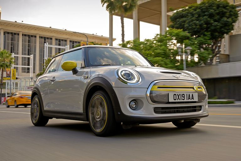 The Electric Mini Cooper SE Is About More Than Just Range