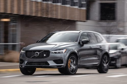 2020 Volvo XC60 T8 Polestar Engineered Is as Quirky as It Is Handsome