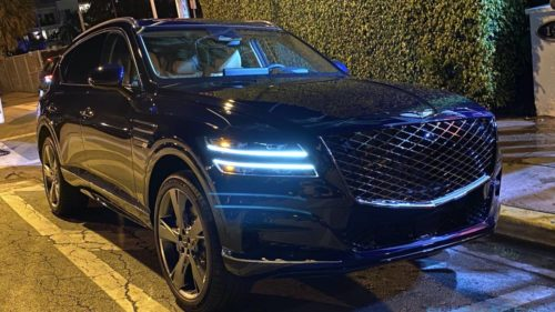 For the 2021 Genesis GV80, the brand's first SUV, one thing is already clear