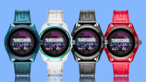 Diesel shrinks the size and ups the style with new unisex Fadelite smartwatch