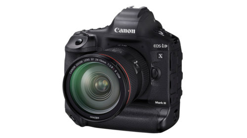 Canon EOS-1D X Mark III Hands-on Review