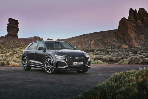 2020 Audi RS Q8 Review: Take a Hike, Physics