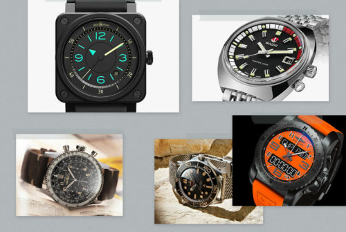 These Are Some of Our Favorite Travel and Adventure Watches of the Past Year