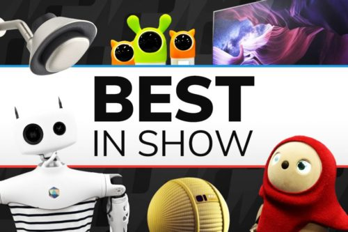 Best in Show: Our top TVs, gadgets and laptops so far | CES 2020