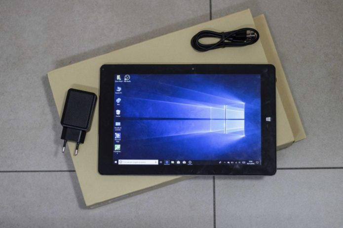 Chuwi Hi10 Air Review: Windows 2-in-1 tablet with Intel CHT Z8350