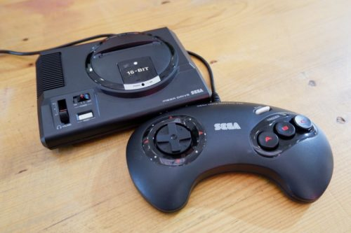 Sega Mega Drive Mini Review