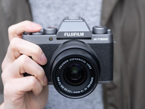 Fujifilm X-T200 review in progress