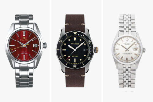 How to Evaluate a Watch Purchase and Form Your 3-Watch Collection