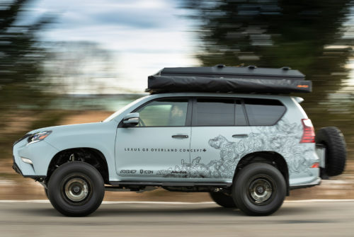 The Awesome Lexus GX Overlander Is Even Cooler for 2020