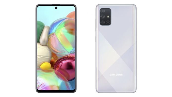 The new Samsung Galaxy A71 nabs the Note 10's steady video recording feature