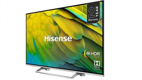 Hisense H55B7500UK Review