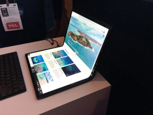 Intel stuns CES 2020 with massive Horseshoe Bend foldable – here's a closer look