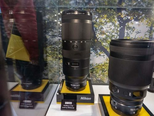 Nikon Nikkor Z 70-200mm F2.8 S Hands-on Review