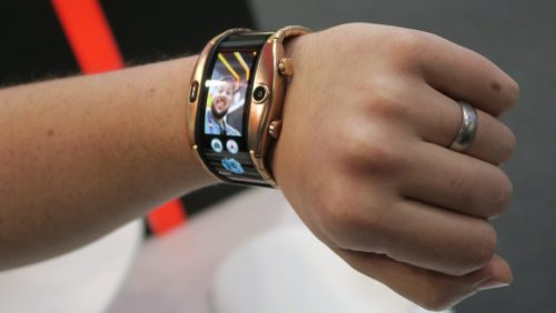 Opinion: Forget the Razr and Galaxy Z Flip, folding smartwatches are the future