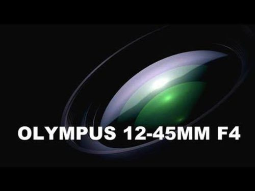 Full Olympus 12-45mm f/4 PRO Lens Press Release