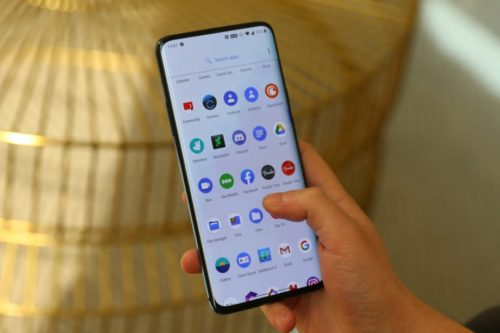 OnePlus 8 120Hz 'Fluid Display' is looking like a headline feature