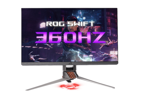 Asus unveils 'world's first' 360Hz gaming monitor – but will anyone need it?