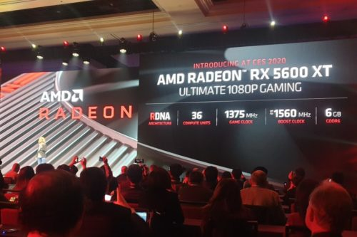 Radeon RX 5600 XT: AMD launches 'ultimate 1080p graphics card'