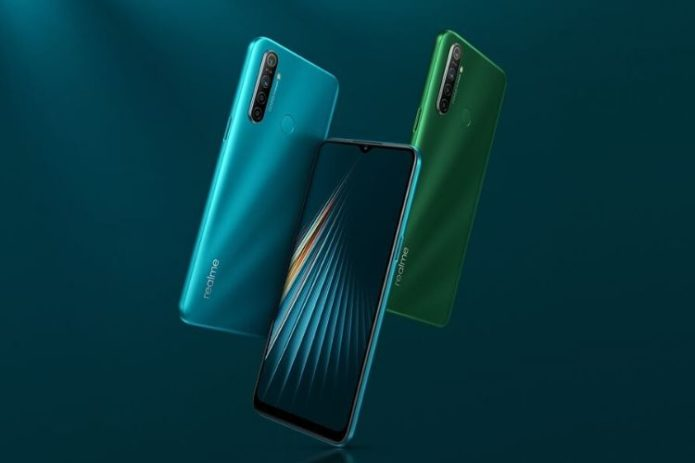 Realme 5i Officially Landed In the Indian Market