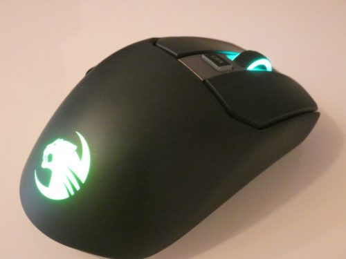 Roccat Kain 200 AIMO Mouse Review