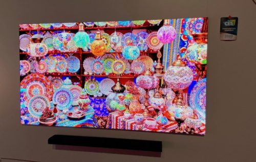 Hands on: Samsung 75-inch The Wall MicroLED Review