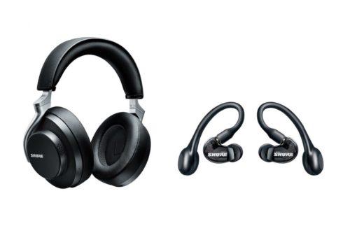Shure launches AONIC range of premium headphones   CES 2020