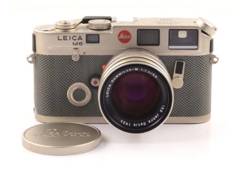 5 Rare Leica Cameras to Satisfy Your Lust for Vintage Cameras