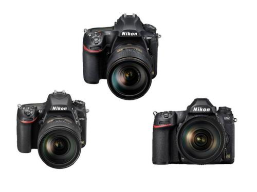 Nikon D850 vs D750 vs D780 – Comparison