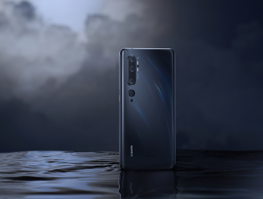 THE ONLY TWO DIFFERENCES THAT EXIST BETWEEN THE XIAOMI MI NOTE 10 AND THE NOTE 10 PRO