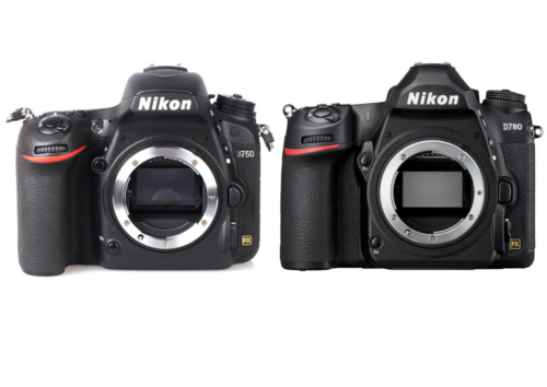 Nikon D780 Vs D750 – What's The Difference? What's New? What's The Same?