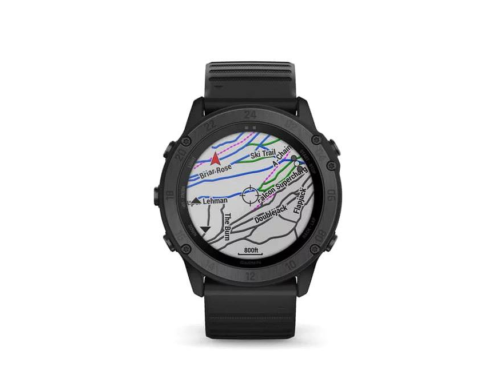 Garmin Tactix Delta smartwatch has a kill switch and stealth mode