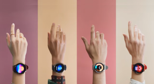 Xiaomi teases Mi Watch Color ahead of January release