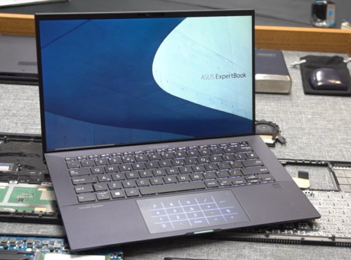 ASUS ExpertBook B9450 Hands-On