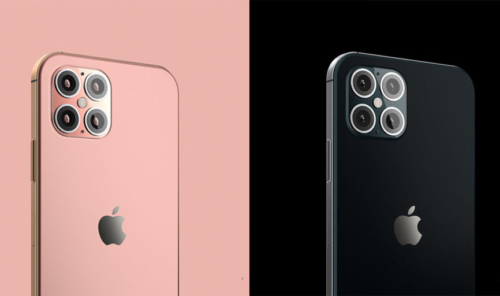 iPhone 12 Series Appears: Four Cameras, Qualcomm 5G!