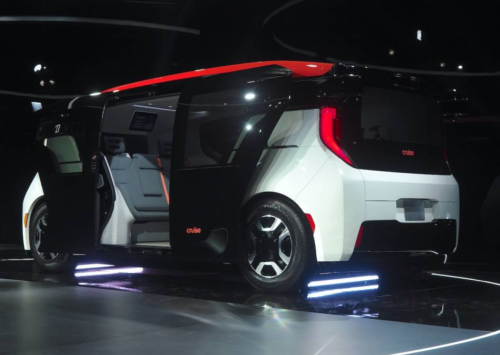 This is Cruise Origin – a self-driving EV to kill Uber, Lyft and car ownership altogether