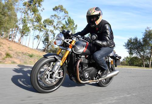 2020 Triumph Thruxton RS First Ride Review