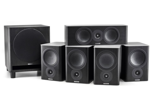 Mission QX-2 home cinema package review