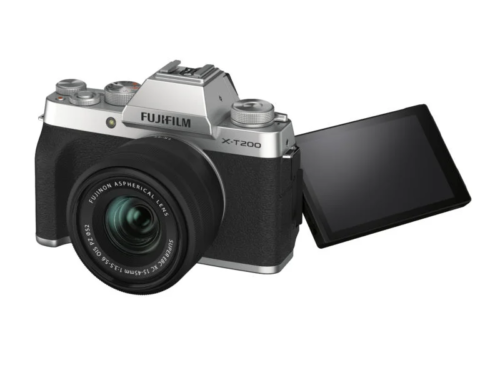 "The Fujifilm X-T200 Has a ""Digital Gimbal"" Inside (And There's More!)"