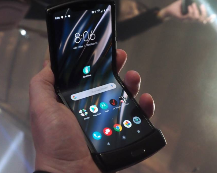Motorola Razr launches February 6: Here's what the foldable will cost you
